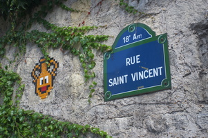 Rue Saint-Vincent